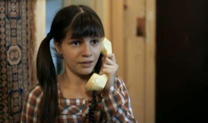 Агния Кузнецова в детстве