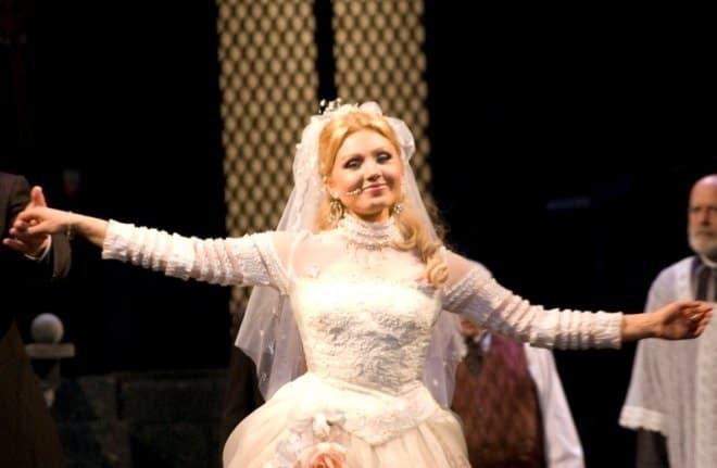 Ирина Климова в театре