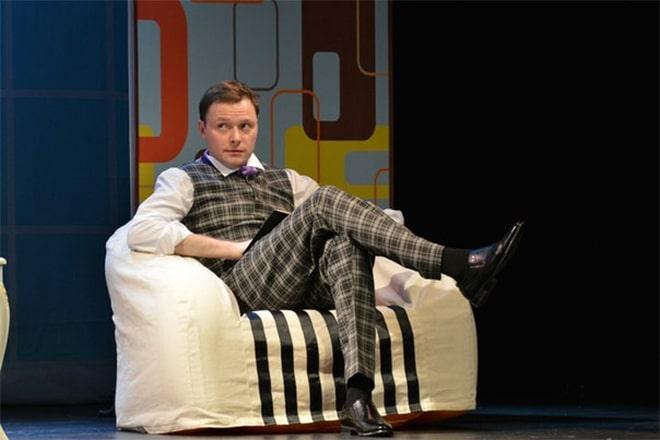 Илья Носков в театре