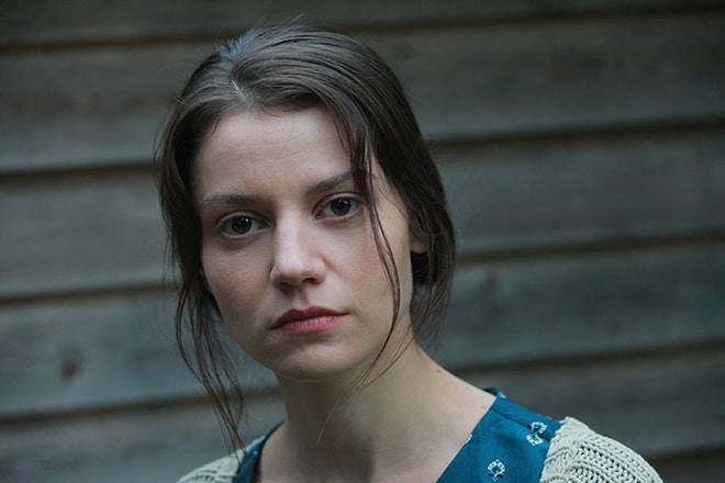 Светлана Смирнова-Кацагаджиева в сериале «Река памяти»