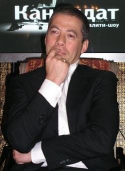 Аркадий Новиков в передаче «Кандидат»