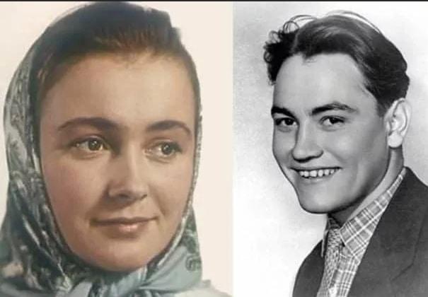 Владимир Земляникин и Любовь Лифенцова