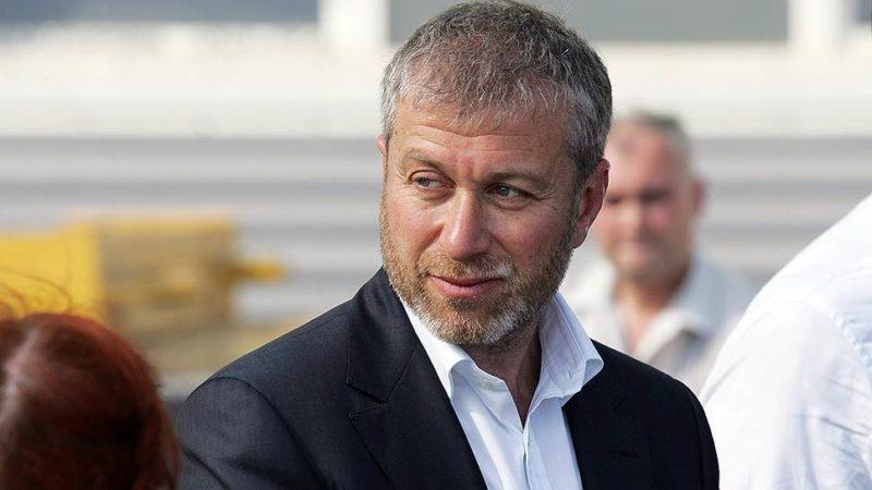 Бизнесмен Роман Абрамович