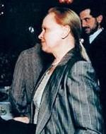 Первая жена Бориса Березовского Нина Короткова