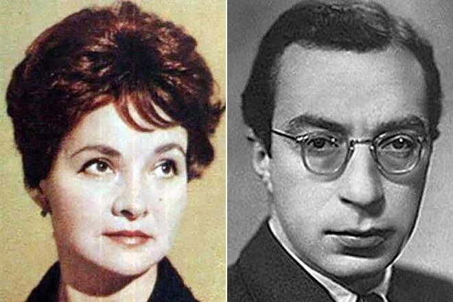 Маргарита Володина и Самсон Самсонов