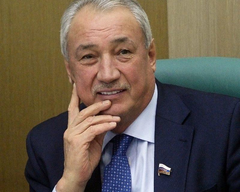 Ралиф Сафин член Совета Федерального Собрания республики Алтай