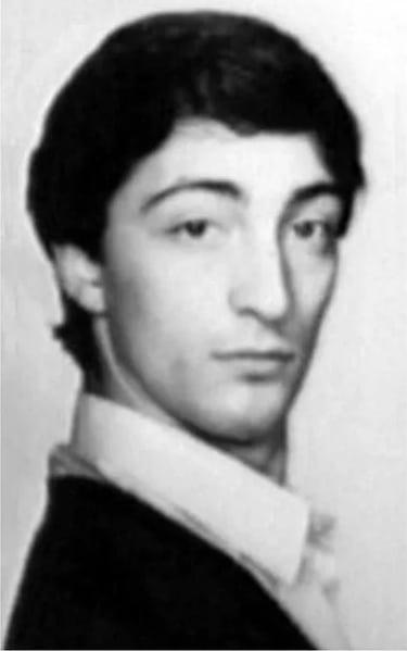 Кирилл Козаков в юности