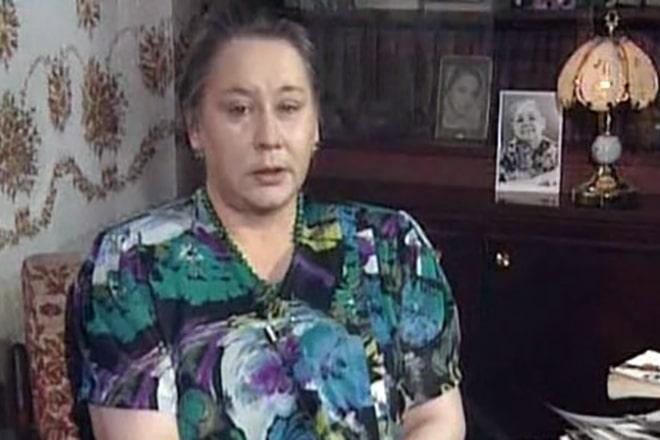 Дочь Валентины Телегиной