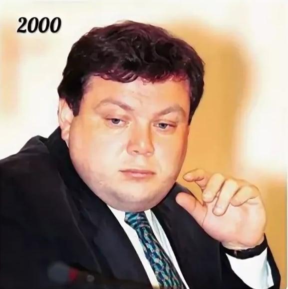 Михаил Фридман в 2000 году