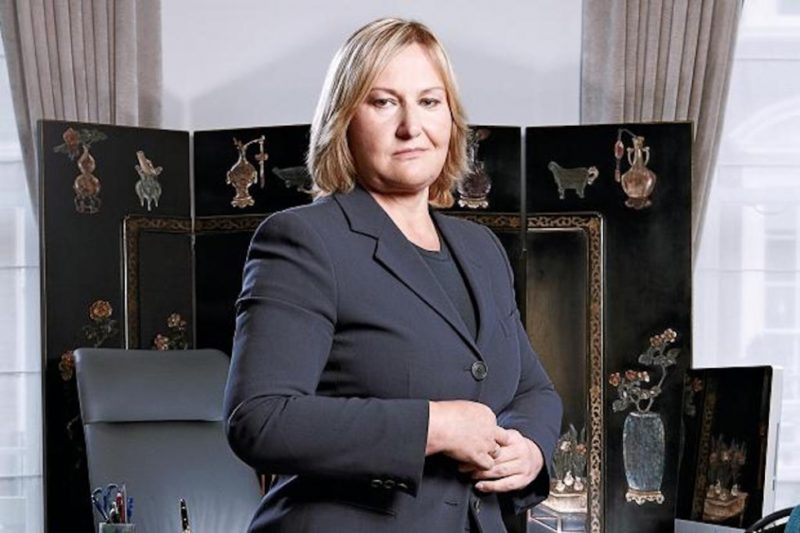 Бизнесвумен Елена Батурина