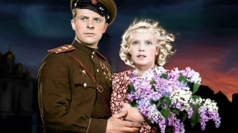 Евгений Самойлов в фильме «В шесть часов вечера после войны»