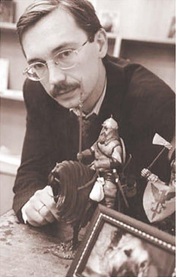 Герман Стерлигов в молодости