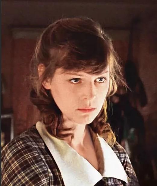 Татьяна Ташкова в юности