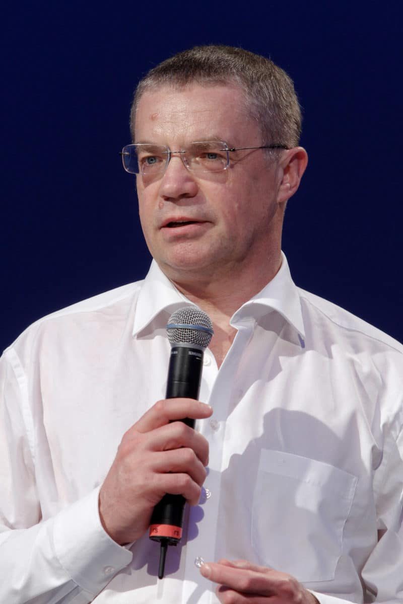 Бизнесмен Александр Медведев