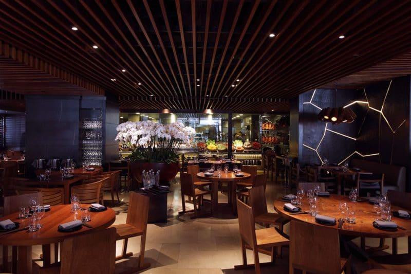Ресторан Аркадия Новикова «Novikov Restaurant & Bar» в Лондоне