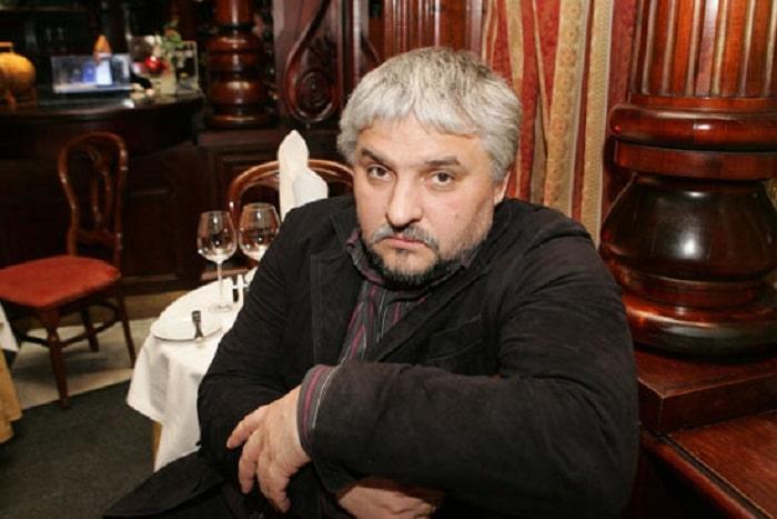 Ресторатор Игорь Бухаров