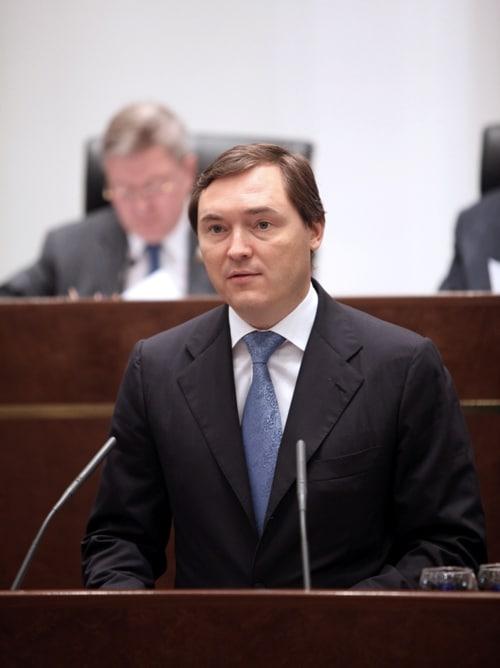 Андрей Молчанов председатель комитета совета Федерации