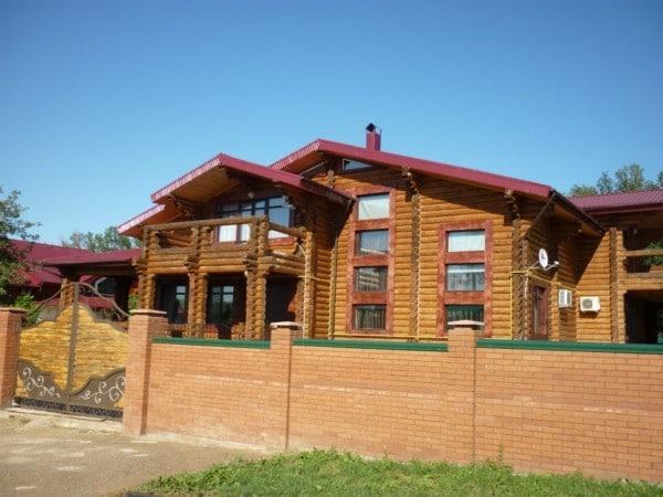 Дом Ралифа Сафина