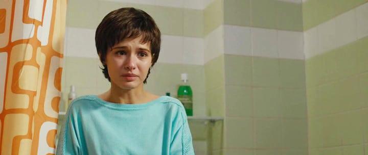 Любовь Аксенова в фильме «Салют-7»
