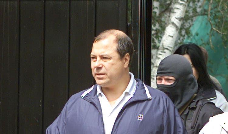 Арест Сергея Михайлова