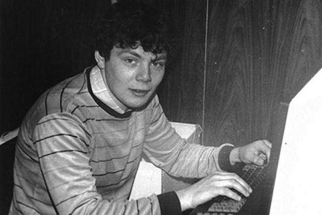 Михаил Фридман в юности