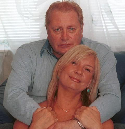 Валентин Смирнитский с Лидии Рябцевой