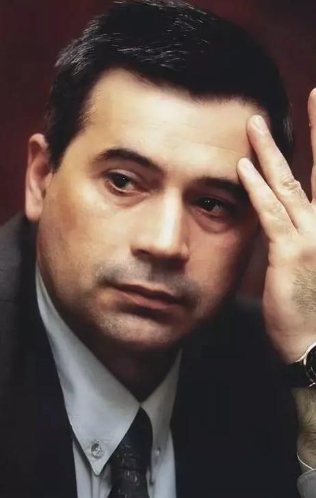Вагит Алекперов в молодости