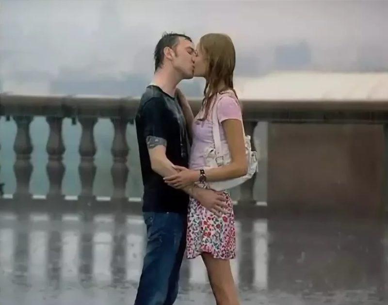 Евгения Лоза в клипе «Я с тобой»