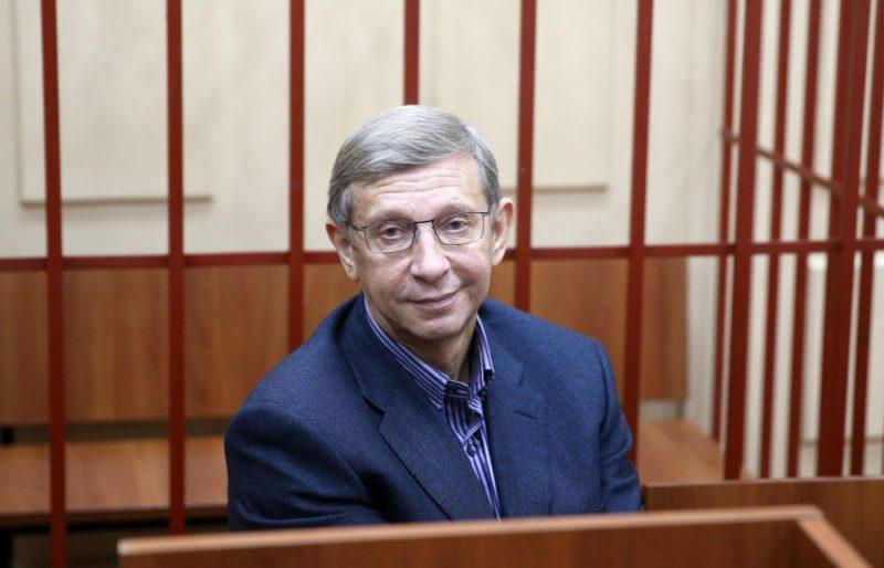 Владимира Евтушенков в суде
