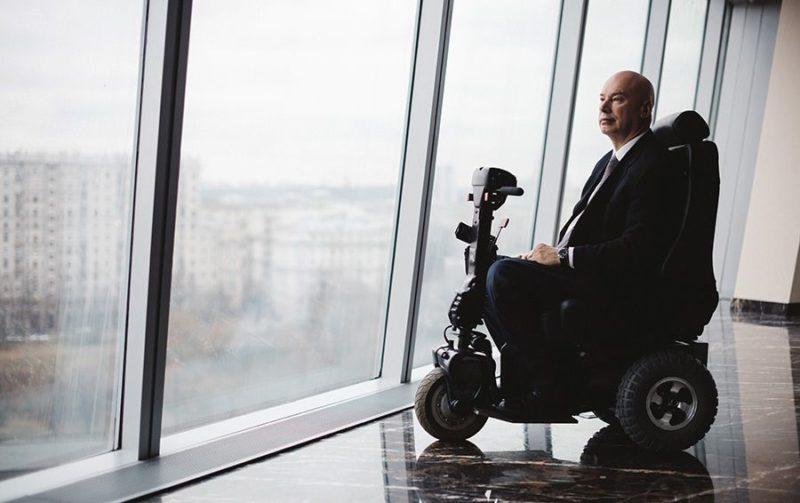 Олег Бойко после травмы