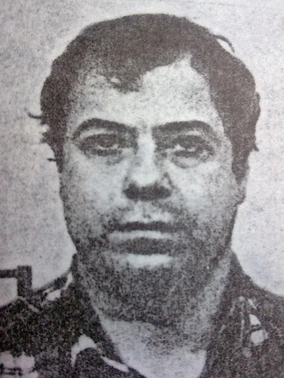 Сергей Михайлов в молодости