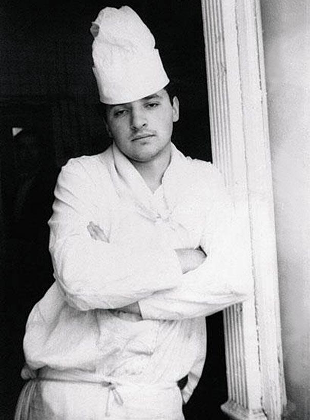 Игорь Бухаров в молодости