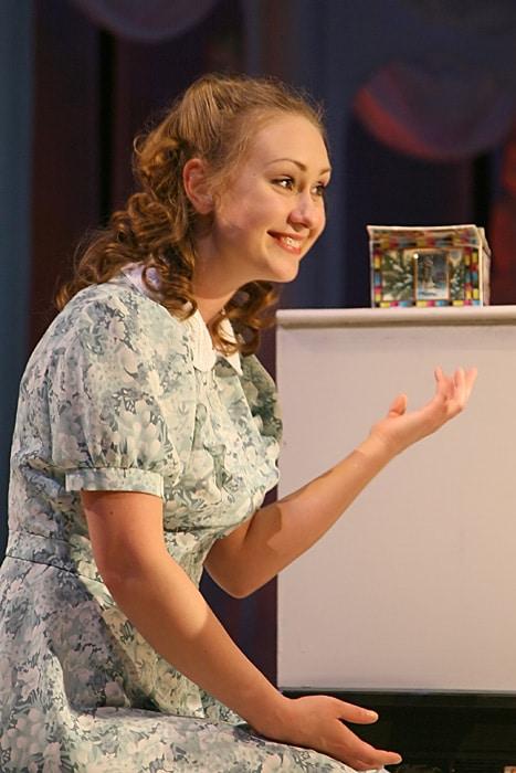 Ирина Малышева в театре