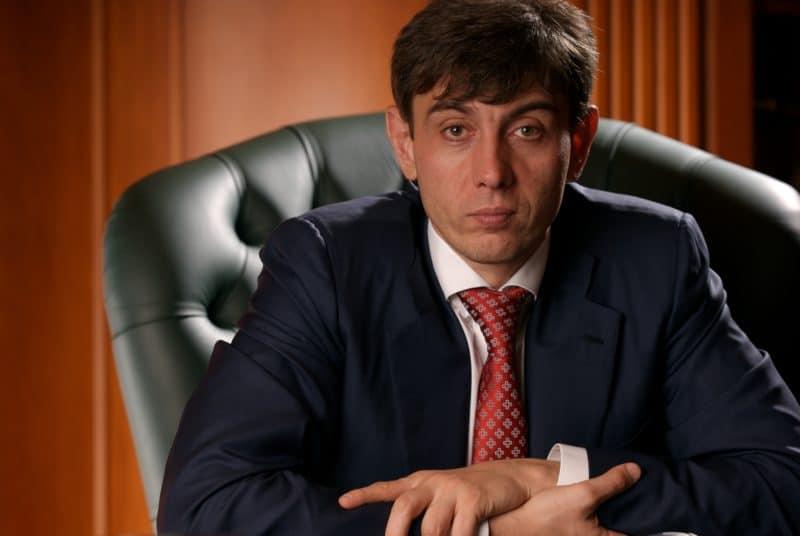 Бизнесмен Сергей Галицкий