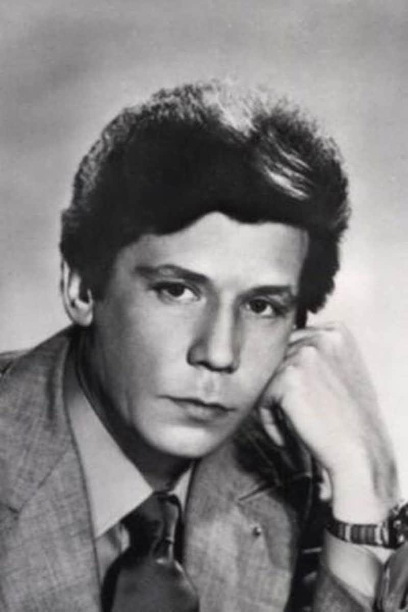 Валерий Рыжаков в молодости