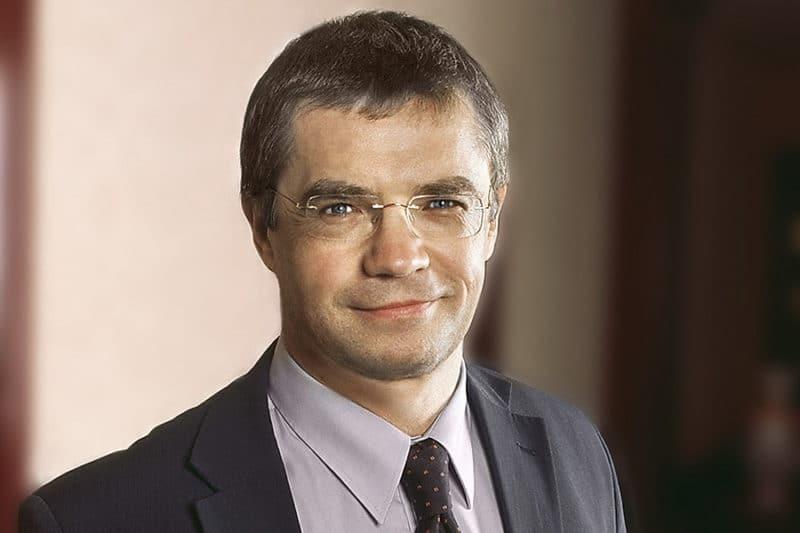 Александр Медведев в молодости