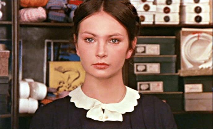 Анна Дымна, кадр из фильма «Знахарь»