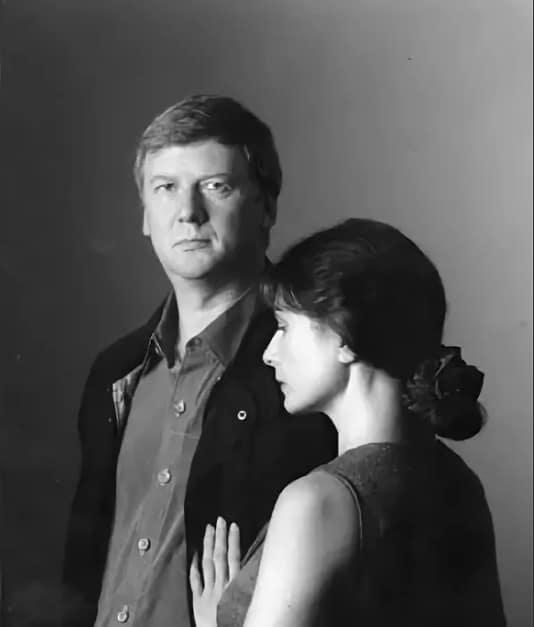 Анатолий Чубайс и Мария Вишневская