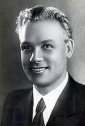 Сергей Столяров в молодости