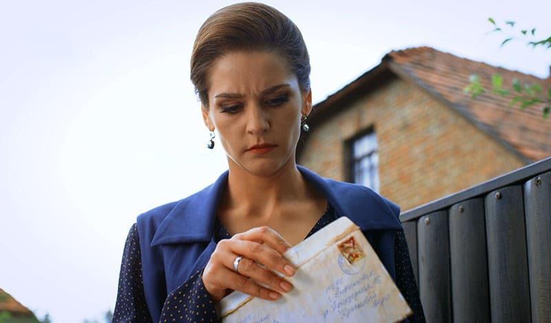 Глафира Тарханова в сериале «Письмо надежды»