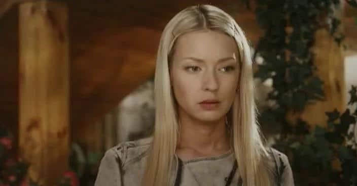 Евгения Лоза в сериале «Узнай меня, если сможешь»
