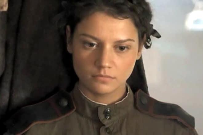 Светлана Смирнова-Кацагаджиева в сериале «Снайперы. Любовь под прицелом»