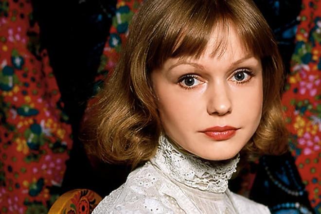 Марина Шиманская в молодости