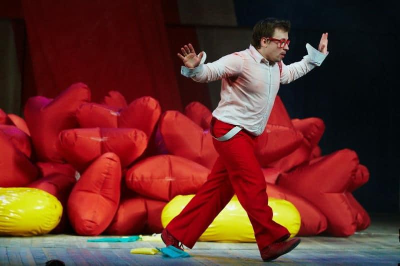 Андрей Гайдулян в театре