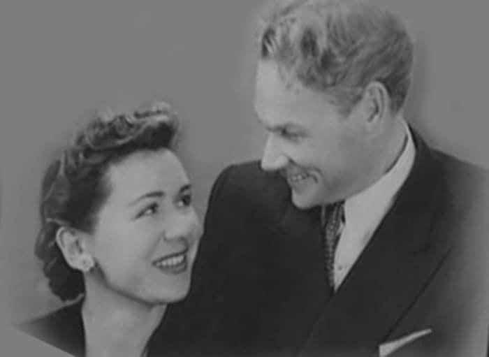 Сергей Столяров с женой Ольгой Константиновой
