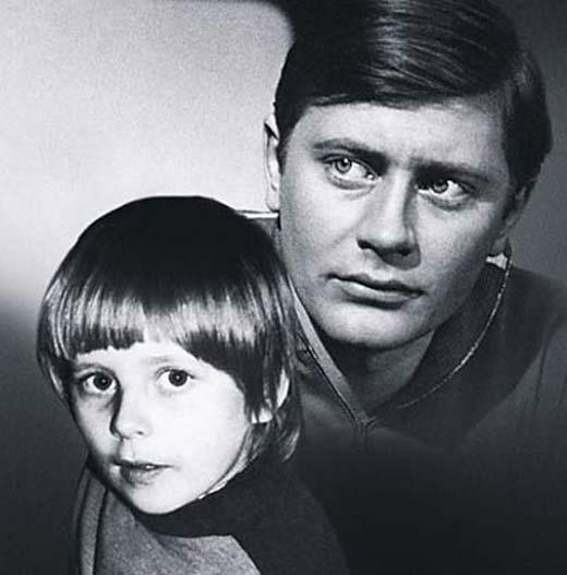 Валентин Смирнитский с сыном Иваном