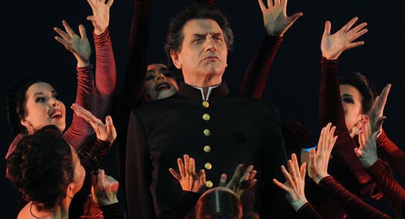 Евгений Князев в театре