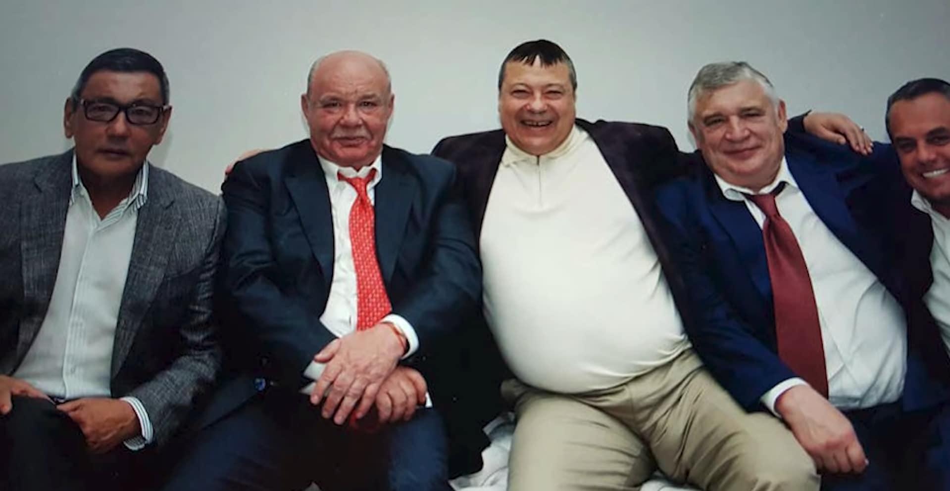 Сергей Анатольевич Михайлов
