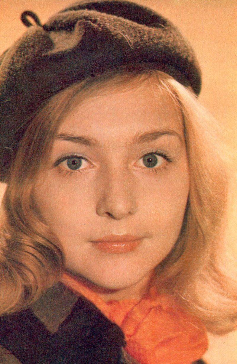 Ирина Малышева в детстве