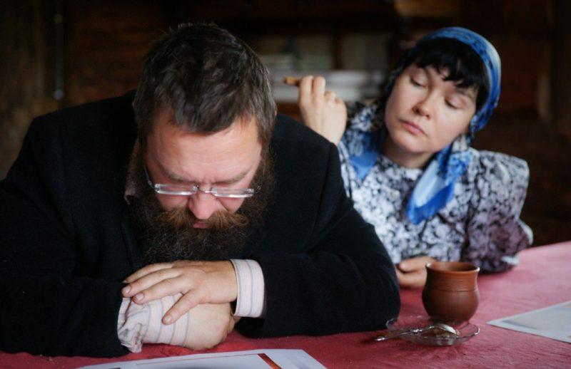 Герман Стерлигов с женой